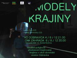 Modely krajiny - rezidencia Michaely Raisovej a Mateja Smrkovského