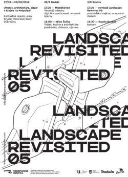 Landscape Revisited 5 / navigácia, pohyb, cesty, skratky